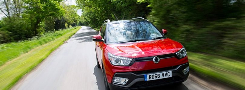 SsangYong Tivoli XLV review 2016 (The Car Expert)
