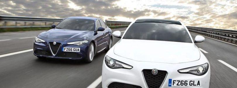 Alfa Romeo prices its 3 Series rival at £29.2K