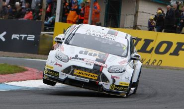 Ford wins BTCC finale as rivals clash