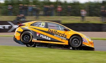 Honda strikes to take second BTCC race
