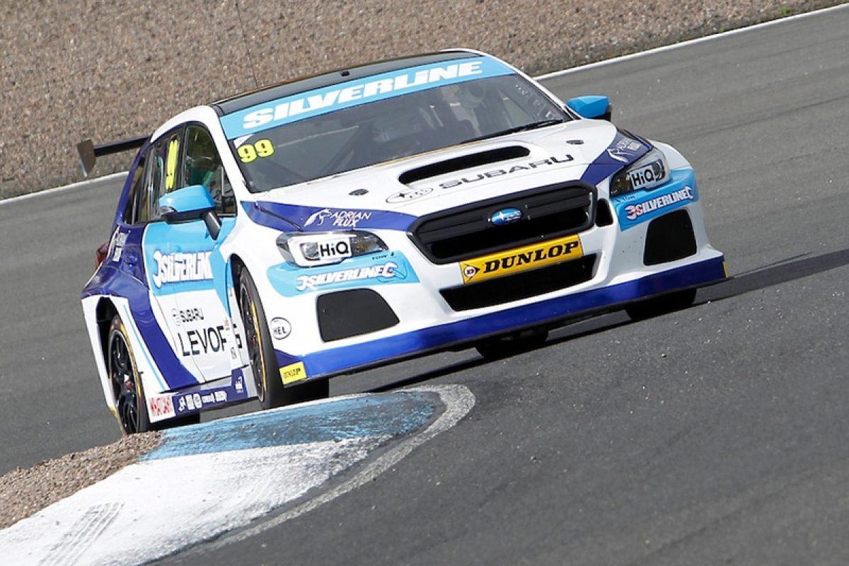 Subaru scores first in Scottish BTCC thriller