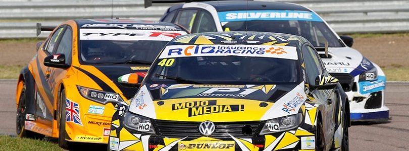 VW win crowns dramatic BTCC day at Rock