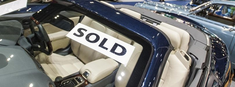 UK new car market levels off in July