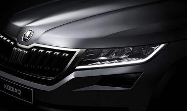 Skoda teases Kodiaq ahead of September debut
