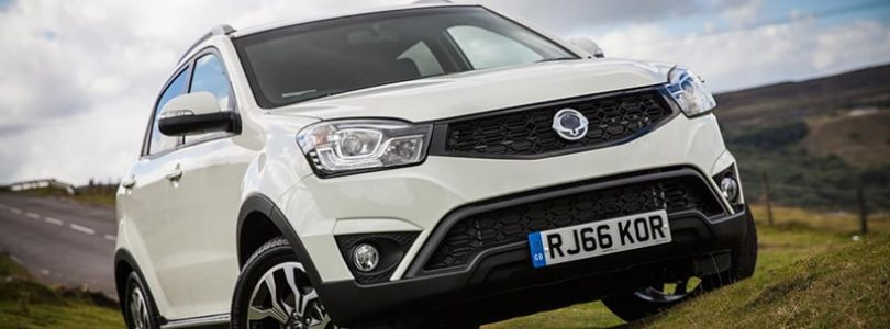 SsangYong adds equipment to Korando