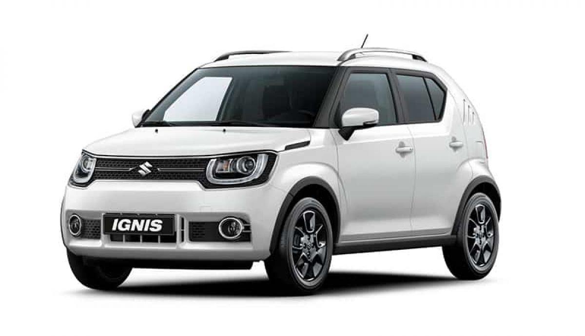 Paris debut for Suzuki's Ignis crossover