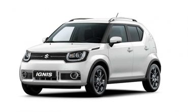 Paris debut for Suzuki's Ignis crossover