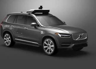 Volvo XC90 and Uber