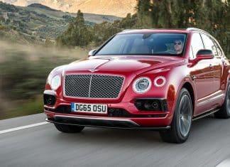 Bentley Bentayga review wallpaper | The Car Expert