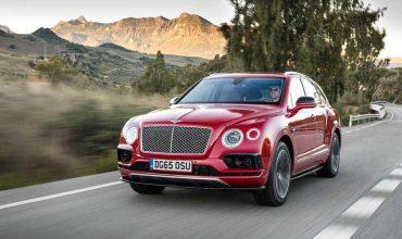 Bentley Bentayga review 2016 (The Car Expert)