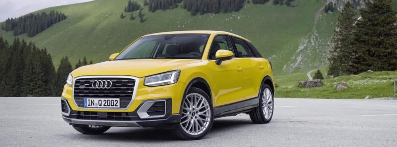 The new Audi Q2 range is on sale now