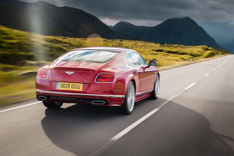 Bentley Continental GT Speed 2016 06