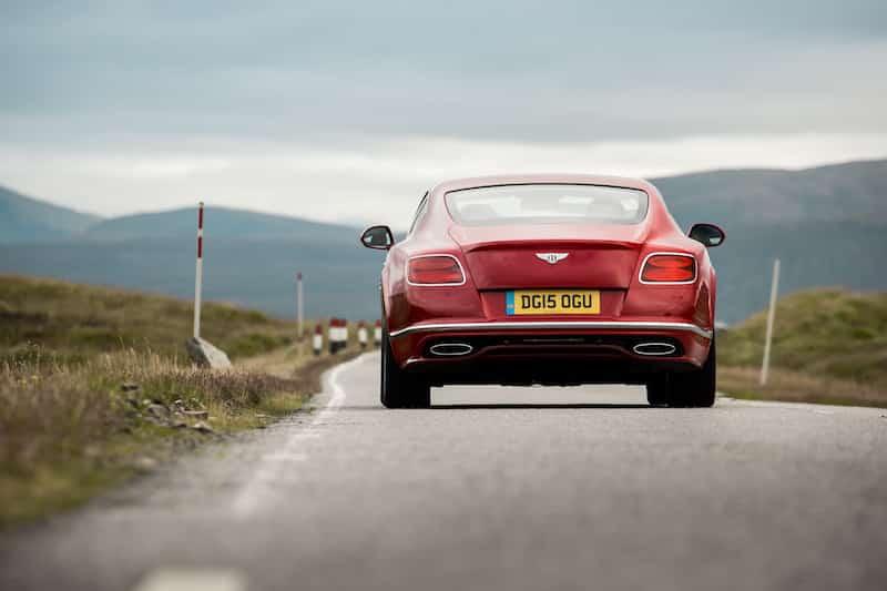 Bentley Continental GT Speed 2016 03