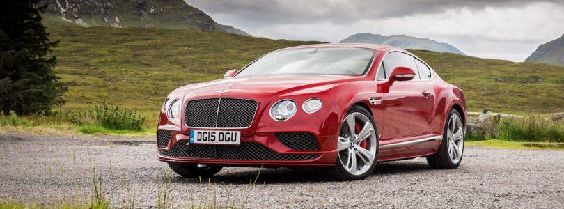Bentley Continental GT Speed 01