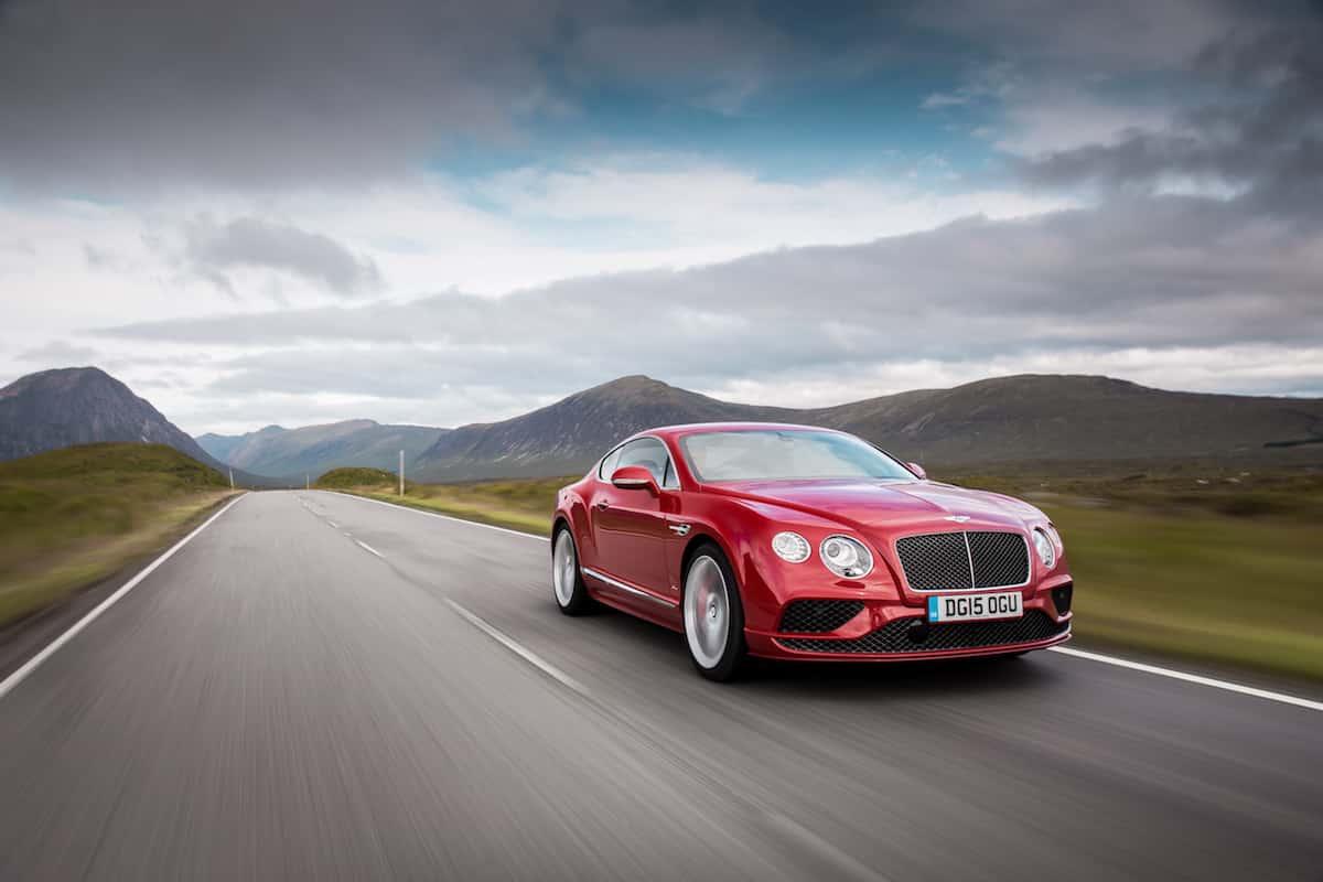 Bentley Continental GT Speed 2016 07