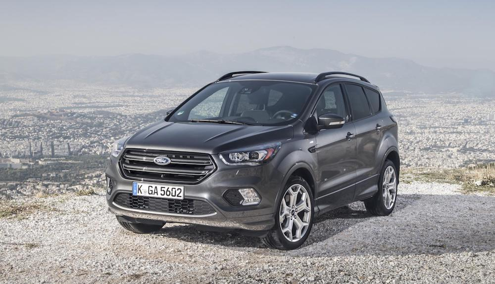 Ford Kuga ST-Line 2016 (The Car Expert)