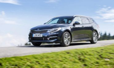Kia Optima Sportswagon review 2016 (The Car Expert)