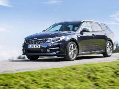 Kia Optima Sportswagon review 2016 (The Car Expert)
