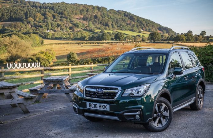 Subaru launches Forester Special Edition 1