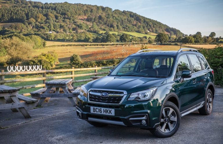 Subaru launches Forester Special Edition