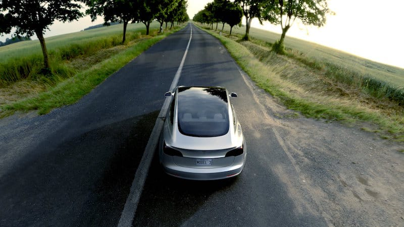 2018 Tesla Model 3 expected to cost £40,000