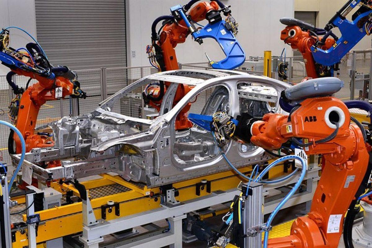 Jaguar XE moves to booming Birmingham plant