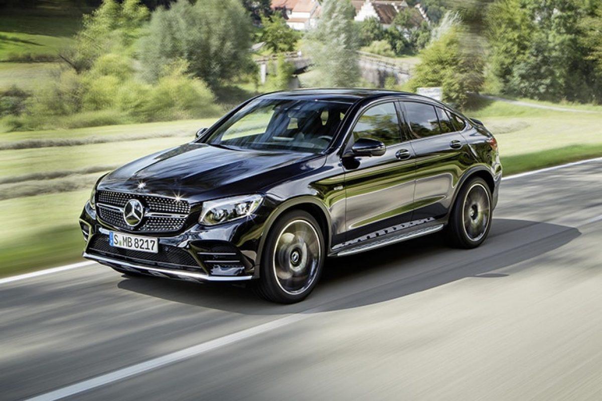 Mercedes GLC 43