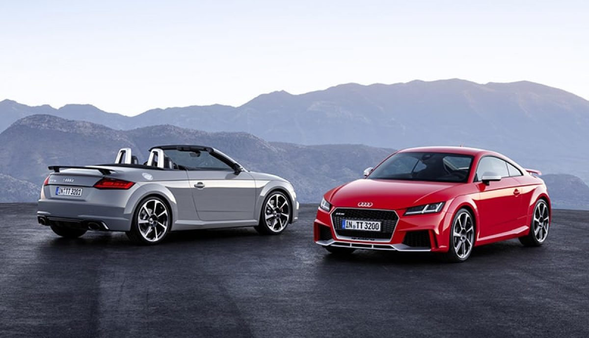 Order books open for most powerful Audi TT