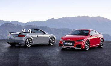 Order books open for most powerful Audi TT