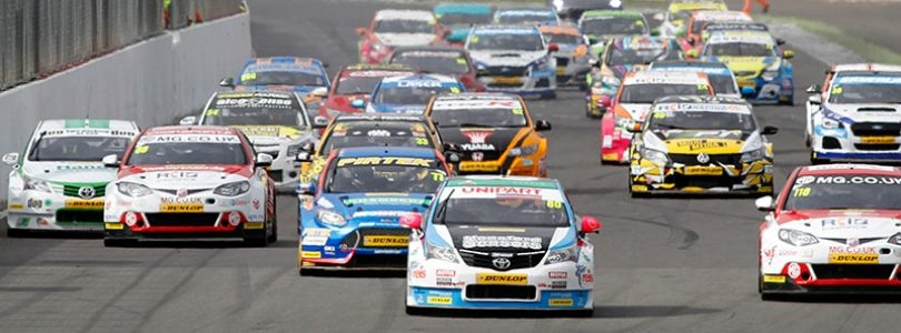 Full grids again for 2017 BTCC