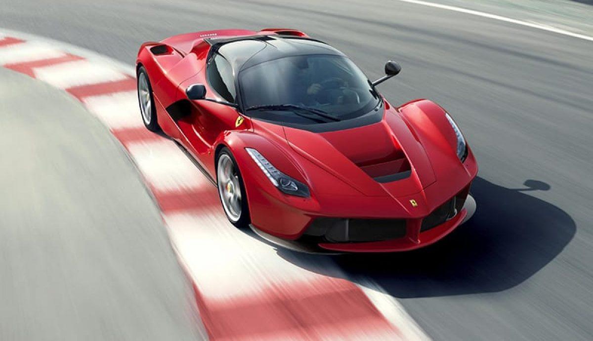 LaFerrari Ferrari