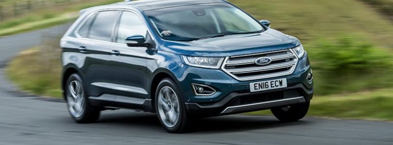 Ford Edge review 2016 (The Car Expert)