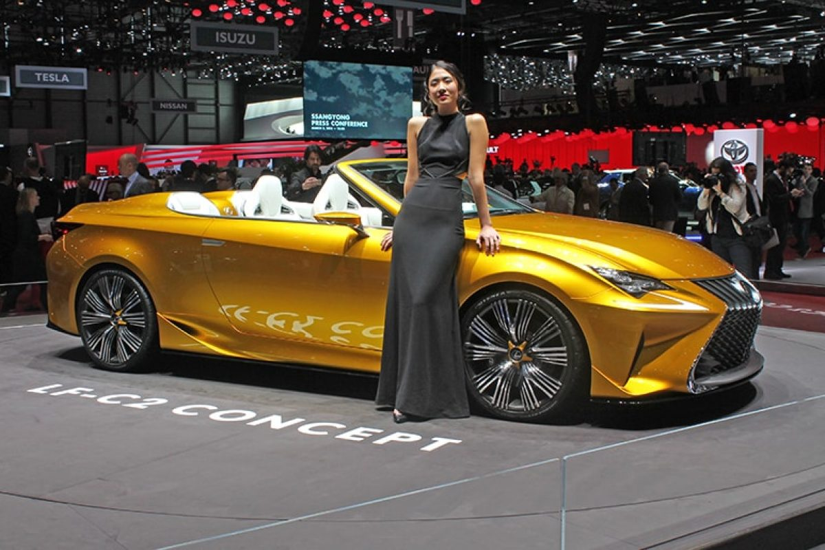 Is the clock ticking for motor shows?