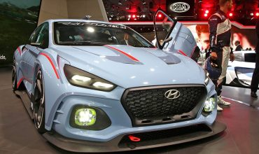 Paris show – Hyundai unveils its Type-R rival