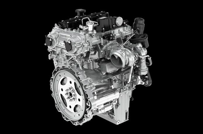 Eco petrol engines to boost Jaguar Land Rover 1