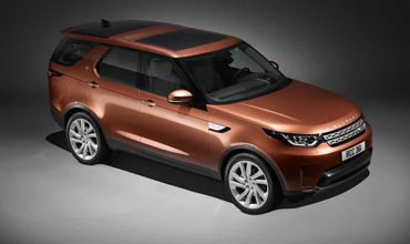 Land Rover Discovery Mk5 debuts in Paris