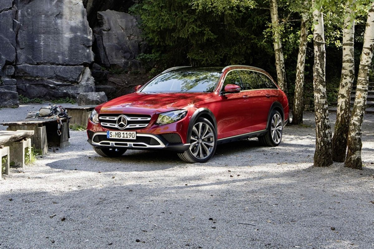 Mercedes All-Terrain joins off-road party