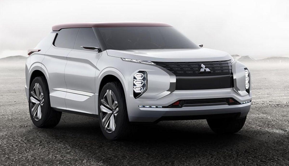 Could Paris concept be next Mitsubishi flagship?