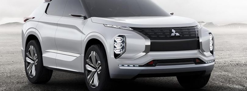 Could Paris concept be next Mitsubishi flagship?