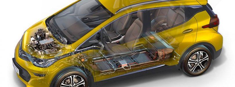 Vauxhall studies potential of electric Ampera