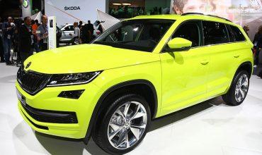 Paris show – Kodiaq begins Skoda SUV offensive