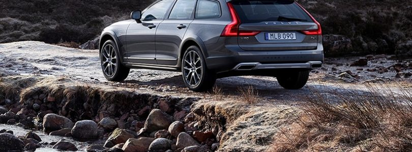 Volvo confirms V90 Cross Country for 2017