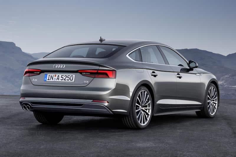 Audi A5 Sportback 03