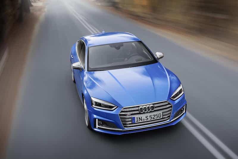 The new Audi A5 Sportback 02