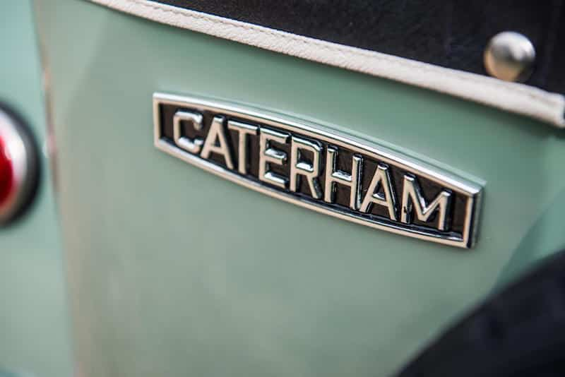 Caterham Seven Sprint badge 01