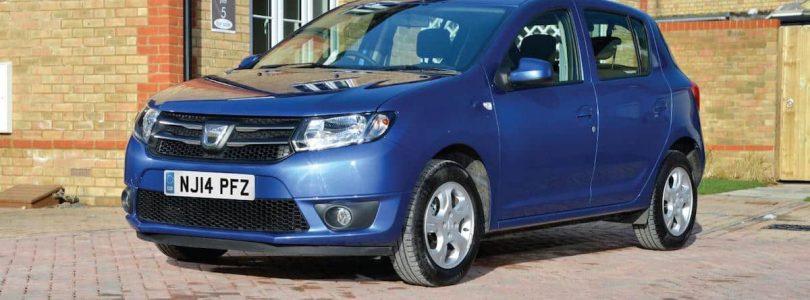 Dacia Sandero 01