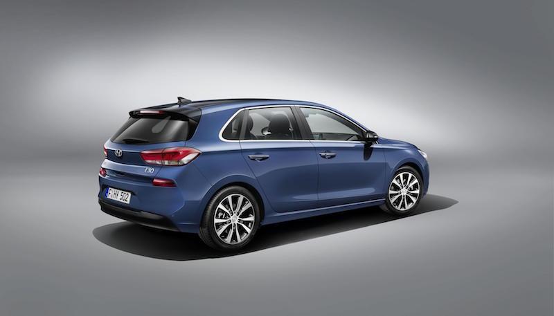 Hyundai i30 exterior 02