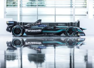 Jaguar Racing I-Type 1 Formula E