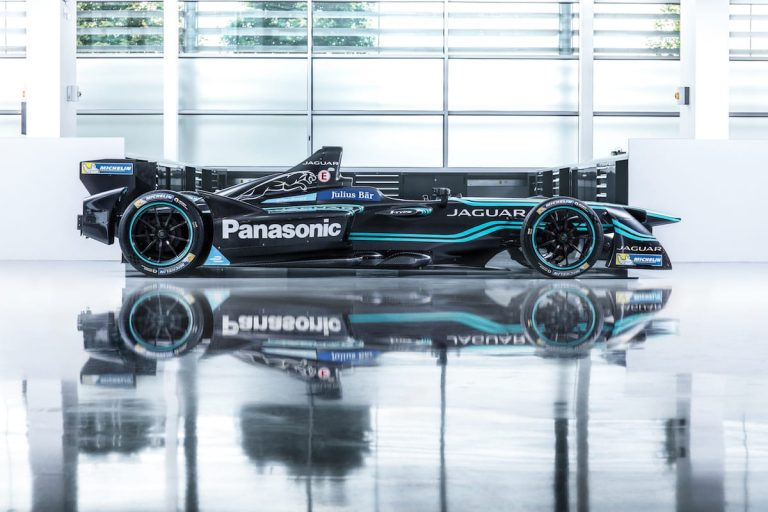 Jaguar launches its Formula E challenger