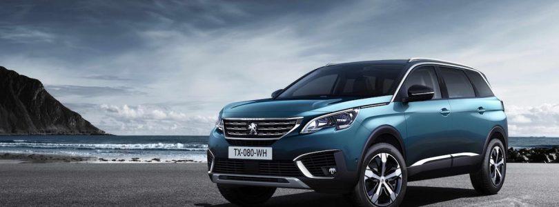 New Peugeot 5008 SUV 01